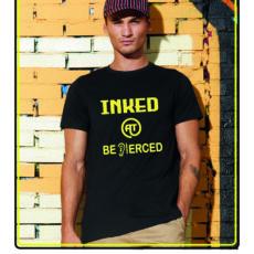 Inked At Be Pierced Tshirt