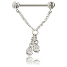 Hanging Chain Nipple Bar