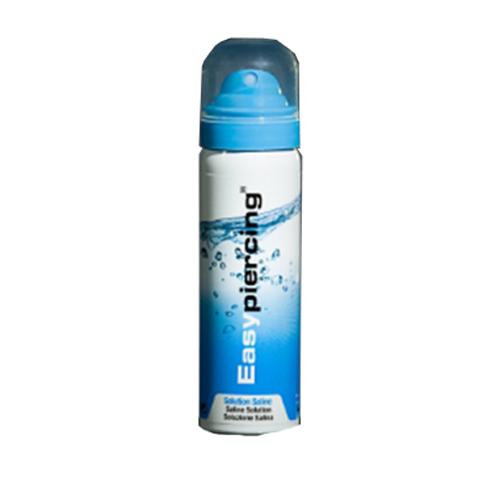 Easy Piercing Saline Solution Spray