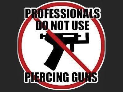 Piercing Guns