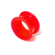 Red Silicone Plugs 30mm-36mm