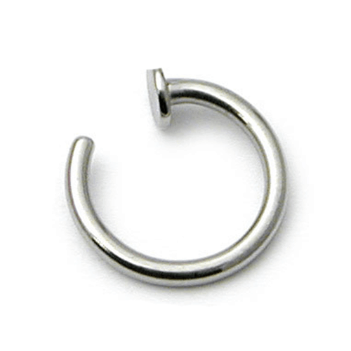 Thin Nose Ring