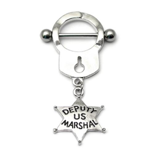 Deputy US Marshall Nipple Shield