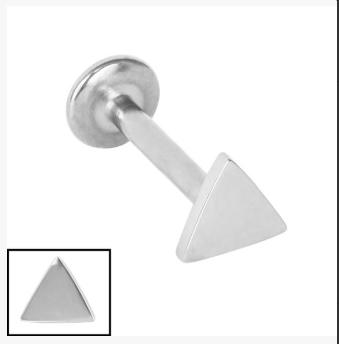 Triangle Ear Stud