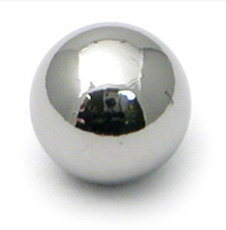STERILISED Titanium Replacement Ball For Healing Piercings