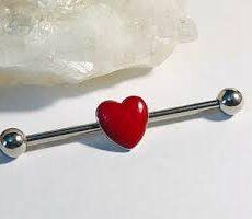 Red Heart Scaffold Bar