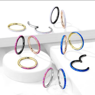 Opal Edge Segment Ring