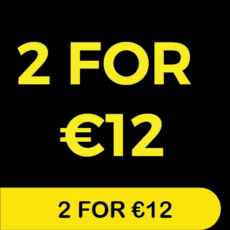 2 for €12