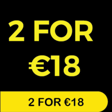 2 for €18