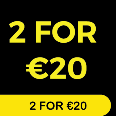 2 for €20