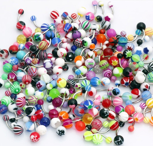 Selection Of five BELLY BUTTON Bars For €5