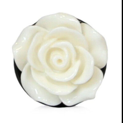 White Rose Plug