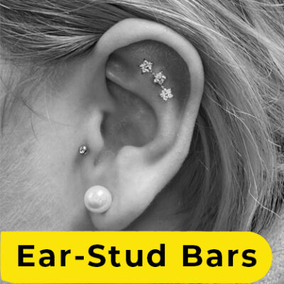 Ear-stud bars