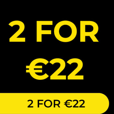 2 for €22